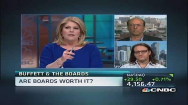 Boards' obligation to push back