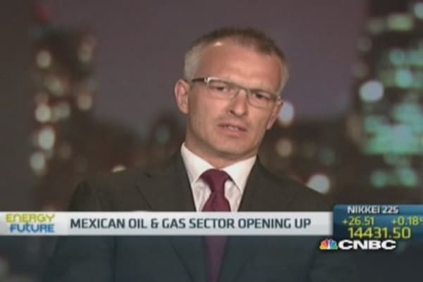 Mexico 'courageous' in opening up energy sector: Pro