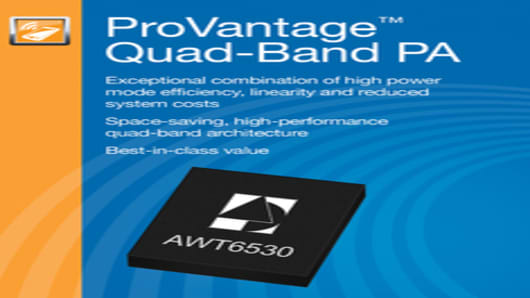 ANADIGICS ProVantage Quad-Band Power Amplifier