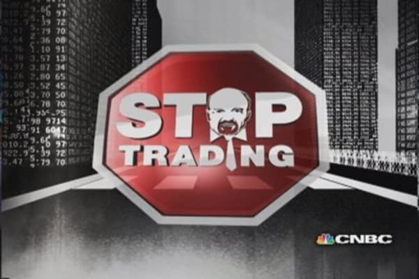Cramer's Stop Trading: BAC