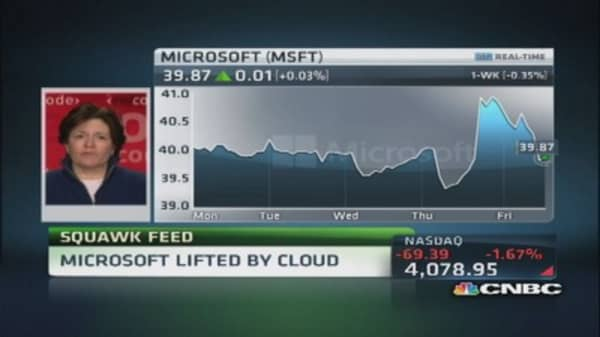 The 'Microsoft of the future'