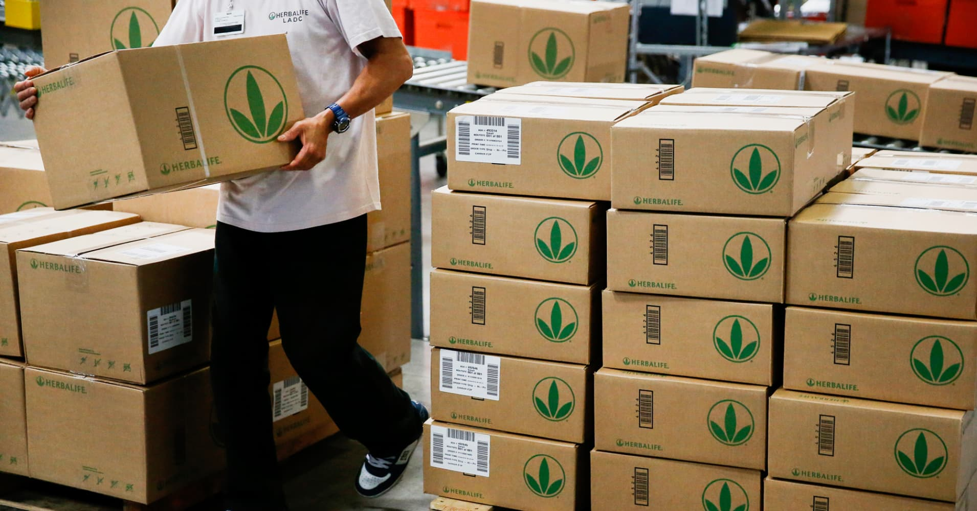 FTC determines Herbalife is not a pyramid scheme
