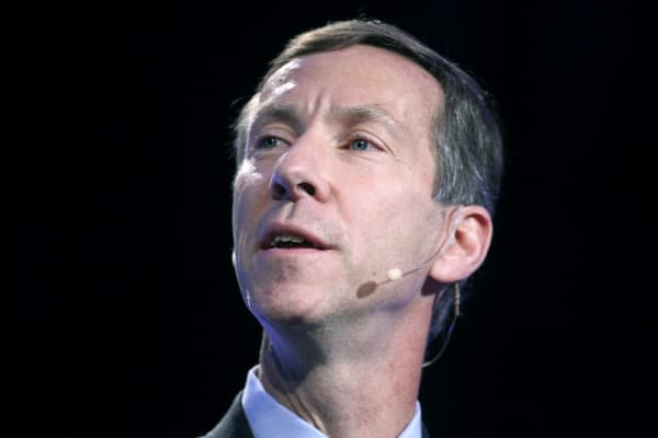 Bill McNabb, chairman, president and CEO of Vanguard Group