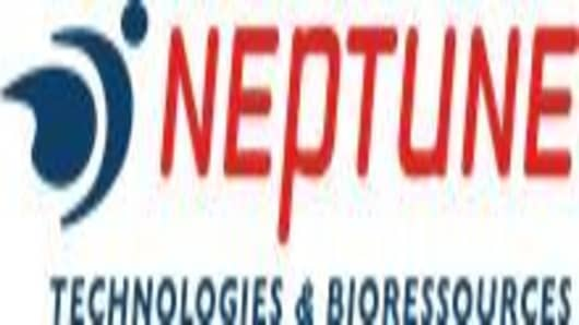 Neptune Technologies & Bioressources Inc. logo