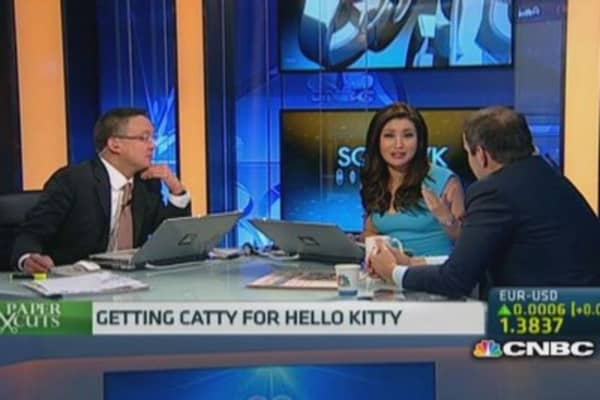 Will Singapore's Hello Kitty craze get catty?