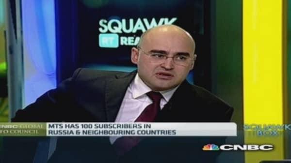 No 'detrimental' impact from Ukraine crisis: MTS CFO