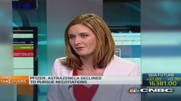 Pfizer: AstraZeneca takeover turning hostile?