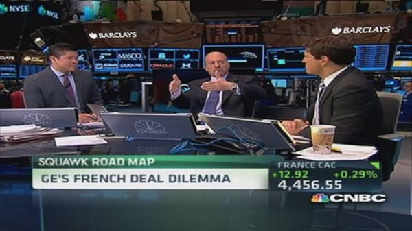 GE's French dilemma: Alstom