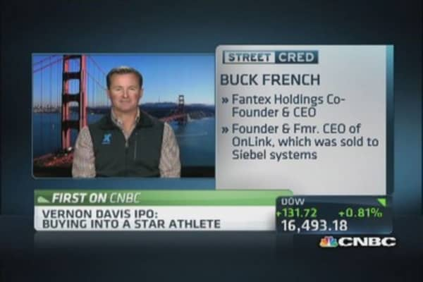 Pro IPOs: Profiting from star athletes
