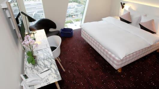 Bella Sky Hotel, Bella Donna Room