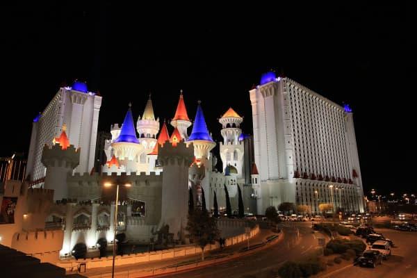 Las vegas largest casino