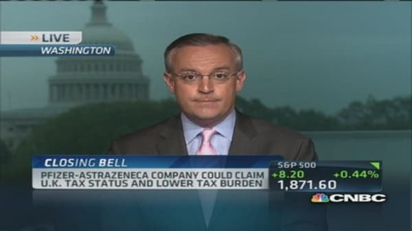 How AstraZeneca deal would benefit Pfizer