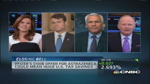 Pfizer engaging in legal tax avoidance: Bernstein