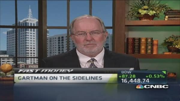 Neutral but rather be consistently bullish: Gartman