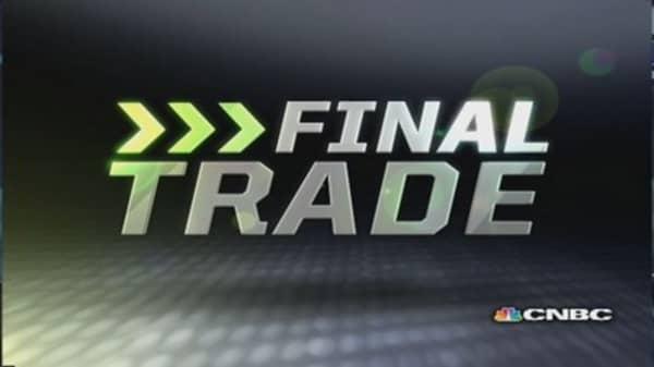 Fast Money Final Trade: HLF, BAC, FDX, PFE