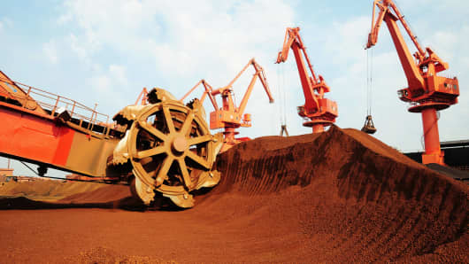 National Development and Reform Committee announced that we are ready to launch iron ore futures in Beijing, China.
