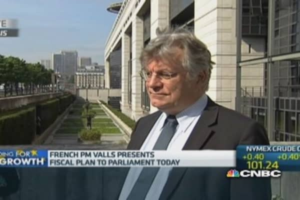 Is France too optimistic with growth?