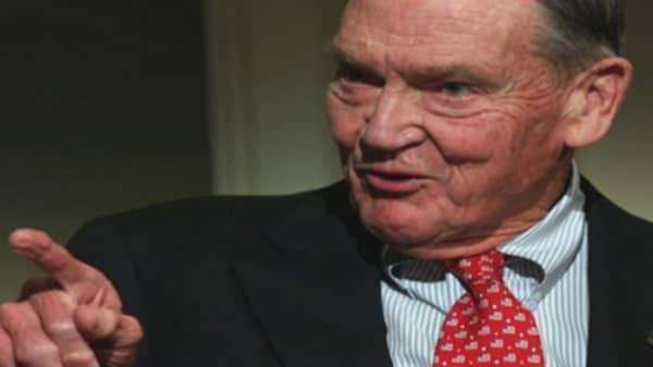Jack Bogle's Vanguard funds roil money management