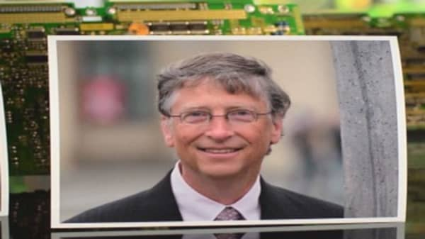 Bill Gates' Microsoft set how millions used a PC