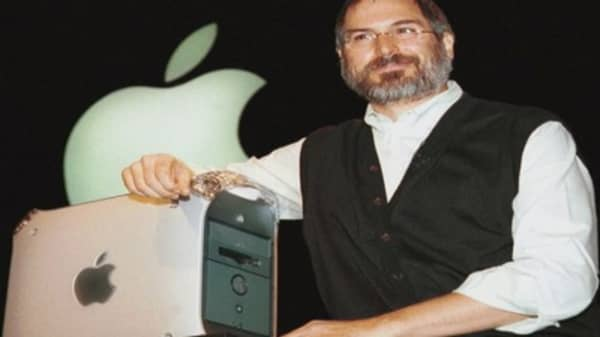 Steve Jobs seized his chance to change the world