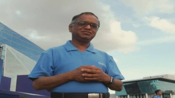 NR Narayana Murthy defines business outsourcing