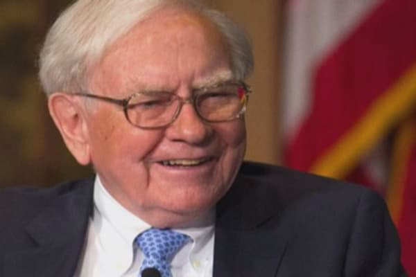 Warren Buffett revered as legendary value investor
