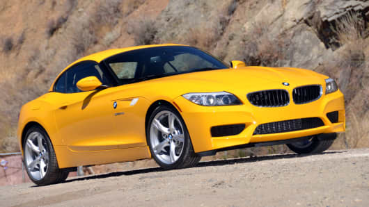 2012 BMW Z4 sDrive28i.