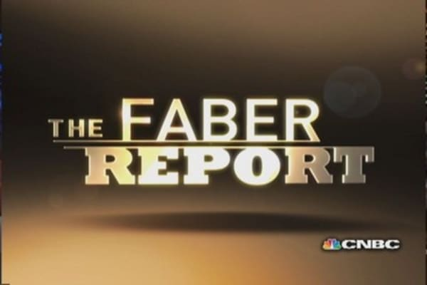 Faber Report: Tobacco consolidation coming