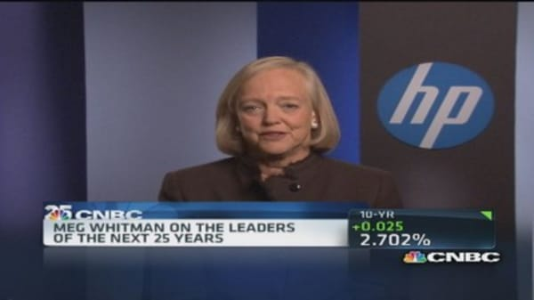 Secret of success? Focus on customers: Whitman