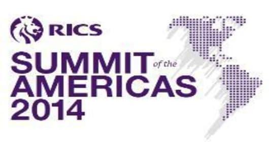 Summit Americas Toronto 2014 logo