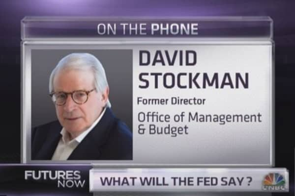 The Fed¿s real problem: former OMB director