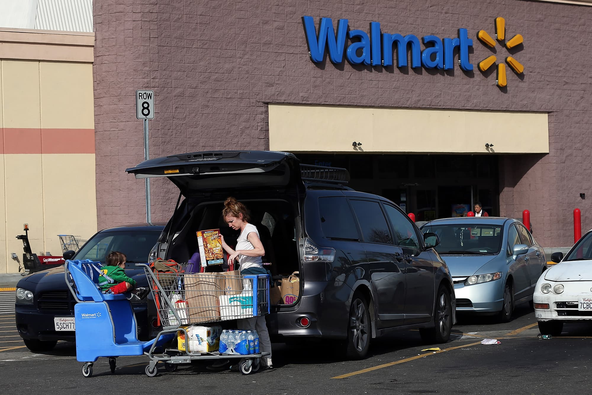 Wal Mart To Allow Shoppers On Food Stamps Order Groceries Online