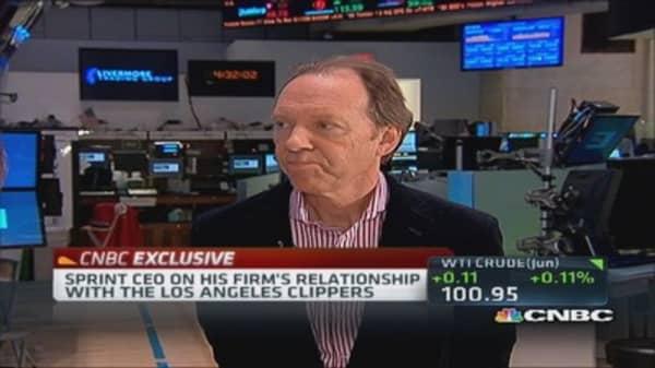 Sprint CEO: Good metrics for 'Framily Plan'