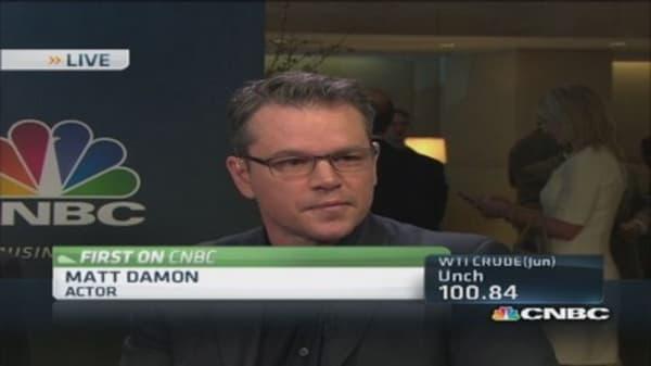 Matt Damon: Would jump in as minority partner for Clippers
