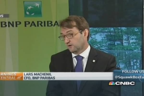 Litigation costs to exceed provisions at BNP Paribas: CFO