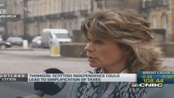 Independent Scotland would have AAA rating: Pro