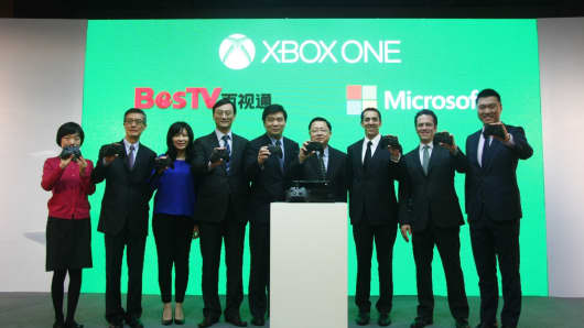 Xbox One is Coming to China this September.