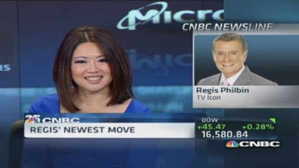 Regis sells some Apple shares