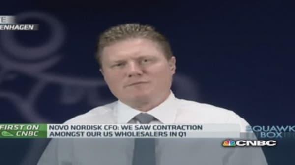 'Focus' key amid healthcare M&A: Novo Nordisk CFO