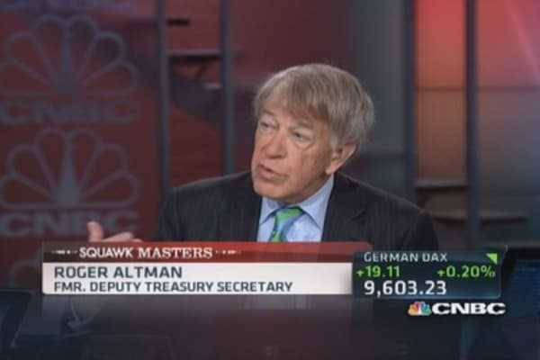 Tax inversion screams corporate tax reform: Altman