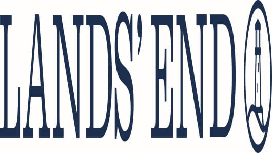 Lands' End Company Logo