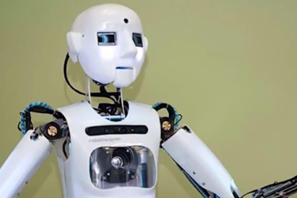 Artie the Robot.