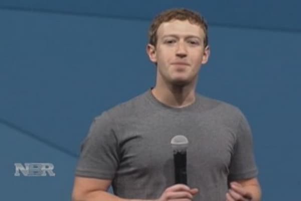 Facebook's mobile offensive