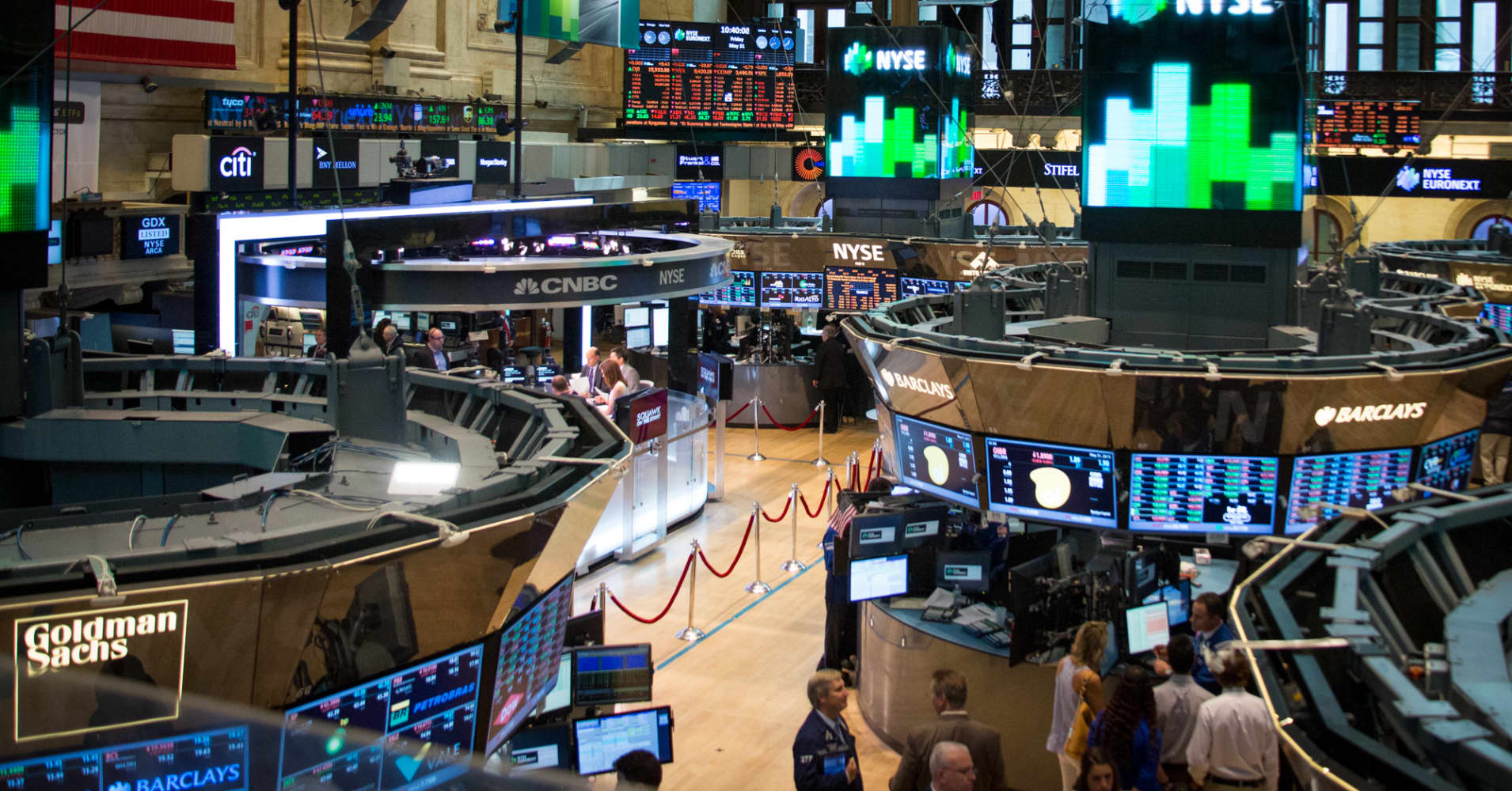Kennedy Wilson Holdings Rings Nyse Opening Bell