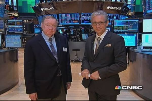 Cashin: Nasdaq having a good run