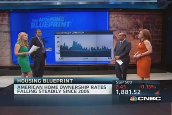 Impact of 'futon generation' on housing