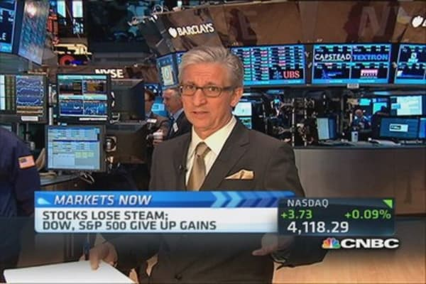Pisani worried about Russell 2000