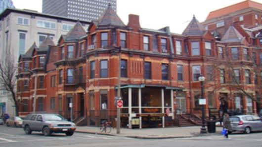 240A Newbury Street & 41 Fairfield Street