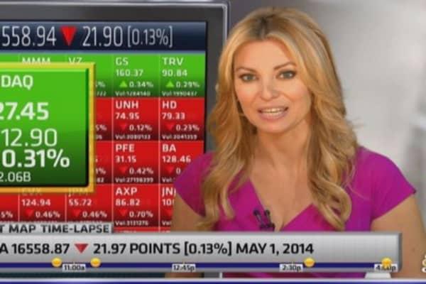 Investors cautious before Friday jobs report