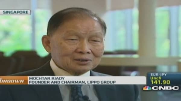 Lippo Group: Issues that Indonesia needs to solve